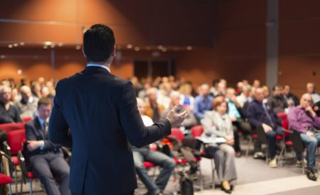 Can a Motivational Speaker Grow Your Business?