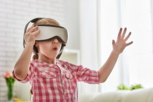 Honda's virtual reality experience brought holiday joy to hospitalized children.