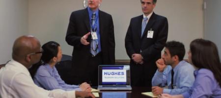HughesNet Telework Commercial/Ad