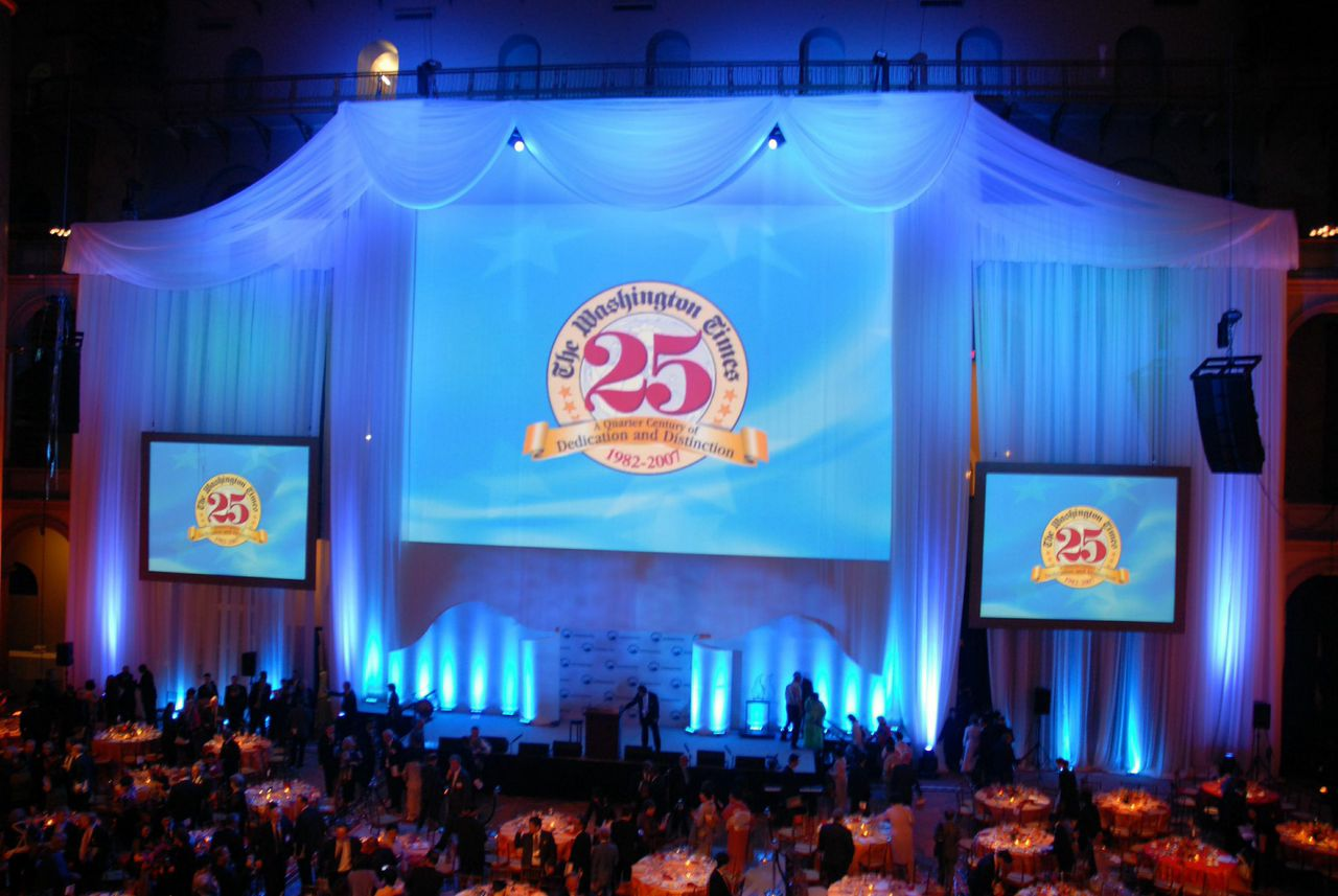 event design drapery