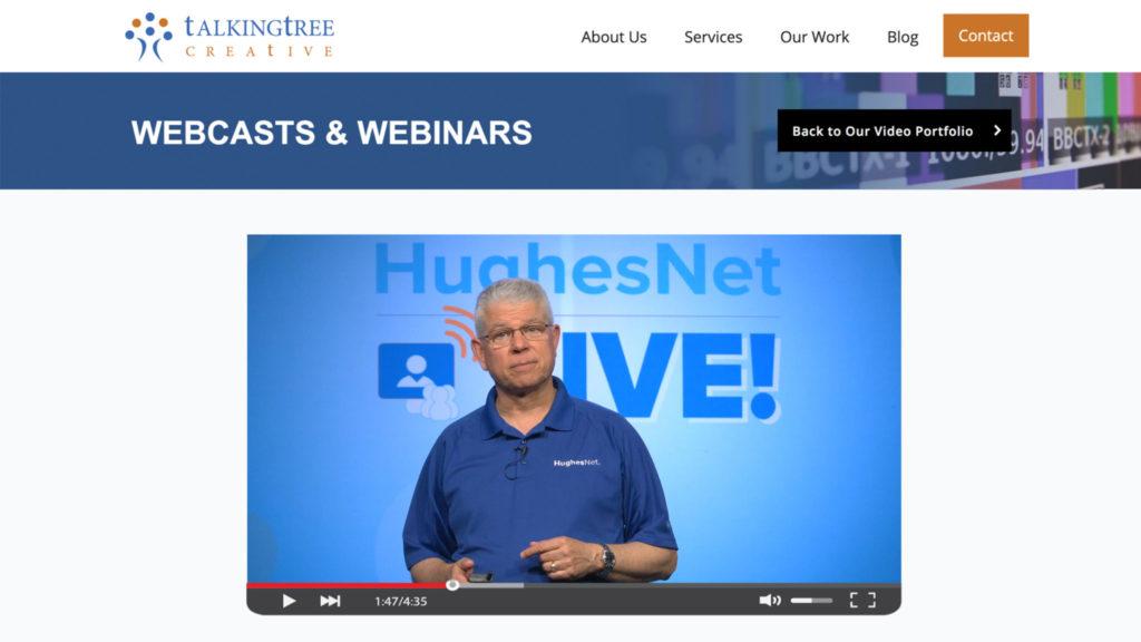Webcast ideas